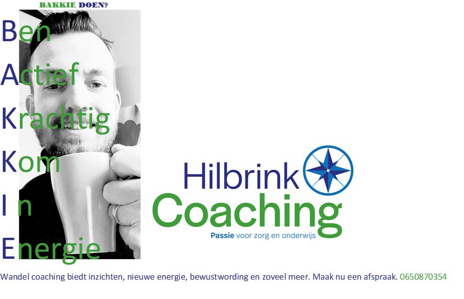 Bakkie doen/ Wandel Coaching