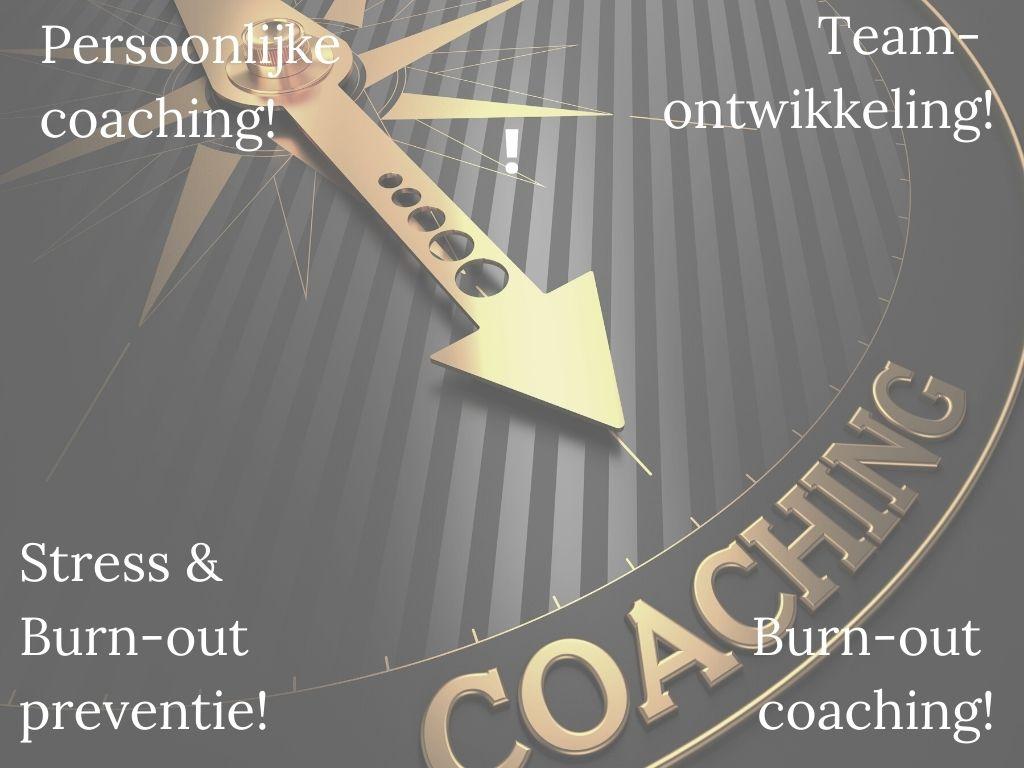 Coaching bij een burn-out
